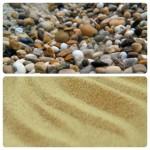 Sand eller grus till nanoakvariet?